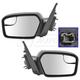 1AMRP01764-Ford Fusion Mercury Milan Mirror Pair