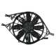1ARFA00242-Dodge Dakota Durango Radiator Cooling Fan Assembly