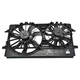 1ARFA00245-Radiator Dual Cooling Fan Assembly