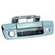 ZAICK01803-1961 Ford Sunliner Complete Carpet 10-Dark Brown  Auto Custom Carpets 4191-230-1228000000