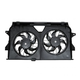 1ARFA00247-Radiator Dual Cooling Fan Assembly