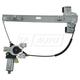 ACWRG00010-2003-09 Hummer H2 Window Regulator  ACDelco 15771354