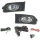 1ALFZ00009-2001-03 Honda Civic Fog Light Kit