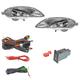 1ALFZ00011-Toyota Camry Corolla Solara Fog Light Kit