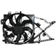 1ARFA00271-Saturn L Sedan L Wagon Radiator Cooling Fan Assembly