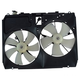 1ARFA00270-2004-05 Toyota Sienna Radiator Dual Cooling Fan Assembly