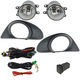 1ALFZ00075-2012-14 Toyota Yaris Fog Light Kit
