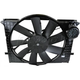 1ARFA00266-Mercedes Benz Radiator Cooling Fan Assembly
