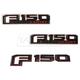 FDBMK00117-2015-16 Ford F150 Truck Emblem Kit