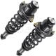 1ASSP01221-2009-10 Toyota Matrix Strut & Spring Assembly Pair
