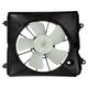 1ARFA00260-2007-09 Honda CR-V Radiator Cooling Fan Assembly