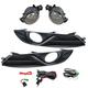 1ALFZ00084-2013-15 Nissan Sentra Fog Light Kit