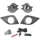 1ALFZ00088-2014-15 Toyota Corolla Fog Light Kit
