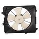 1ARFA00295-2005-10 Honda Odyssey Radiator Cooling Fan Assembly Driver Side