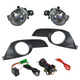 1ALFZ00109-2013-15 Nissan Altima Fog Light Kit