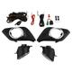 1ALFZ00106-2014-16 Nissan Rogue Fog Light Kit
