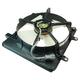 1ARFA00296-2007-08 Honda FIT Radiator Cooling Fan Assembly