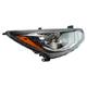 1ALHL02422-Hyundai Accent Headlight