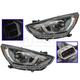 1ALHP01192-Hyundai Accent Headlight Pair