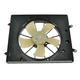 1ARFA00293-Acura MDX Honda Pilot Radiator Cooling Fan Assembly Driver Side
