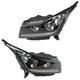 1ALHZ00049-2011-14 Chevy Cruze Headlight Pair