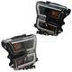 1ALHZ00055-2015-17 Ford F150 Truck Headlight Pair
