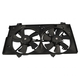 1ARFA00286-2001-03 Isuzu Rodeo Rodeo Sport Radiator Cooling Fan Assembly