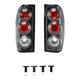 1ALTZ00095-1998-04 Nissan Frontier Tail Light Pair