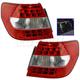 FDLTP00021-Lincoln MKZ Zephyr Tail Light Pair