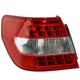 FDLTL00029-Lincoln MKZ Zephyr Tail Light  Ford OEM 6H6Z-13405-B