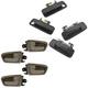 1ADHS01657-1997-01 Toyota Camry Door Handle Kit