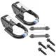 FDBMK00130-Tow Hook Kit Pair  Ford OEM FL3Z-17A954-C  W713172-S901  W712330-S441