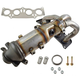 1AEEM00825-Exhaust Manifold with Catalytic Converter & Gasket Kit
