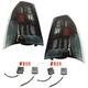 1ALTZ00100-Chevy Tail Light Pair