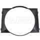 MPRFS00004-1970-73 Radiator Fan Shroud