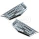 GMBMK00135-Cadillac CT6 XT5 Emblem Pair  General Motors OEM 84056210  84056212
