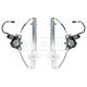 1AWRK00490-Hyundai Accent Window Regulator Pair