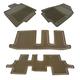 NSMAF00041-2013-14 Nissan Pathfinder Floor Mat  Nissan OEM 999E1-XZ001
