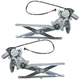 1AWRK00481-1996-98 Toyota 4Runner Window Regulator Pair