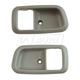 1ADHS01664-Toyota Tundra Interior Door Handle Bezel Pair