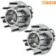 TKSHS00807-2011-16 Ford Wheel Bearing & Hub Assembly Pair