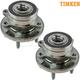 TKSHS00809-2011-16 Ford Explorer Wheel Bearing & Hub Assembly Pair