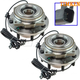 TKSHS00815-2011-16 Ford F350 Super Duty Truck Wheel Bearing & Hub Assembly Pair