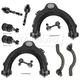 1ASFK03648-Acura TSX Honda Accord Steering & Suspension Kit