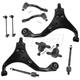 1ASFK03669-Hyundai Tucson Kia Sportage Steering & Suspension Kit