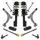 1ASFK01899-Honda Civic Suspension Kit