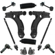 1ASFK03684-Volkswagen Beetle Golf Jetta Steering & Suspension Kit