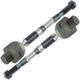 1ASFK03692-Nissan Rogue Rogue Select Tie Rod Pair