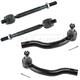 1ASFK03694-Nissan Rogue Rogue Select Tie Rod