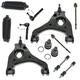 1ASFK03707-Steering & Suspension Kit